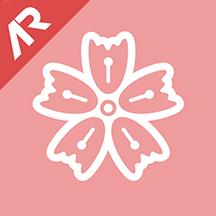 AR벚꽃 어플 아이콘